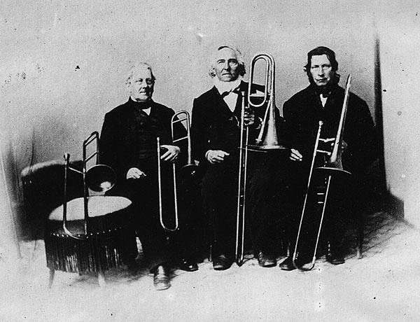 Contrabass Trombone in f Contrabass Valve Trombones
