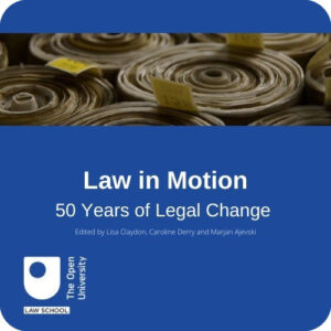 Law in Motion book cover