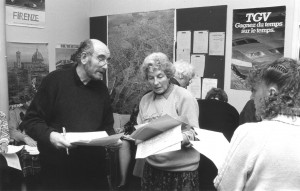 1993 Centre for Modern Languages workshop