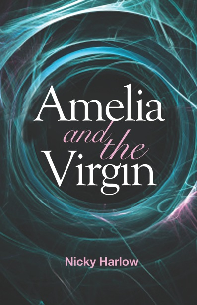 Amelia and the virgin front cover