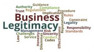 Business Legitimacy