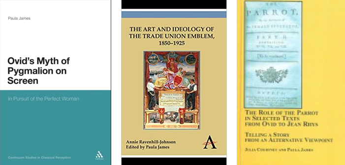 Paula James publications