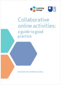 Collaborative online activities guide