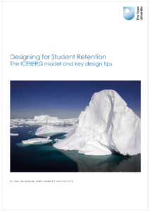 Designing for student retention: the ICEBERG model and key design tips