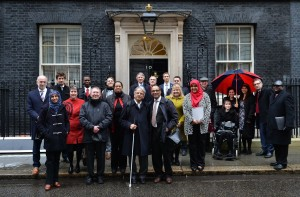 Civil society leaders meet David Cameron for round-table discussion on matters ranging from adoption of Living Wage to improving social care provision and engagement with faith groups