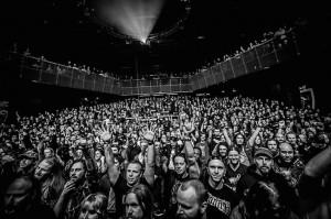 Audience at Roadburn Festival, Tilburg, Netherlands