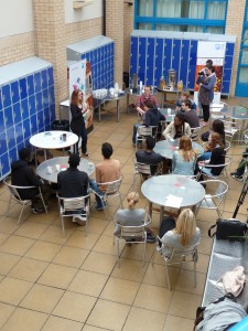 The research cafe on 'smart drugs: a right or a responsibility'