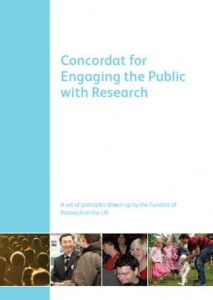RCUK Concordat for Engaging the Public with Research