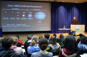 Professor Andrew Norton, 'Exoplanets and how to find them'