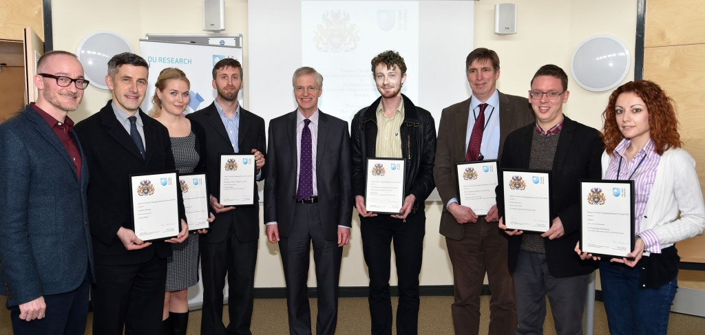 OU Champions for engaging research