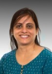 Pallavi Anand, The Open University, one of my project supervisors.