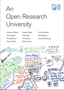 An open research university (Holliman et al. 2015). Design: Peter Devine. Image: Beck Pitt.