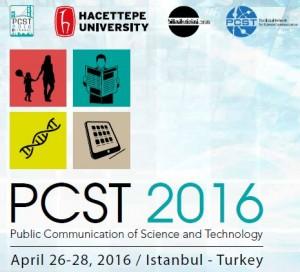 PCST 2016, Istanbul, Turkey