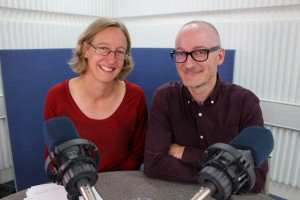 Richard Holliman and Clare Warren, The Open University