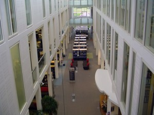 The Open University Library.