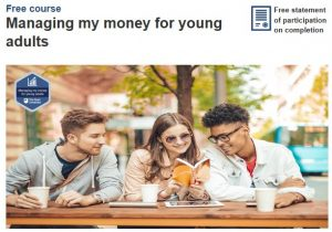 Managing My Money for Young Adults, The Open University.