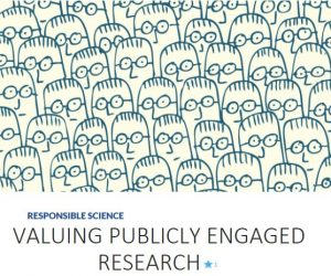 Valuing publicly engaged research