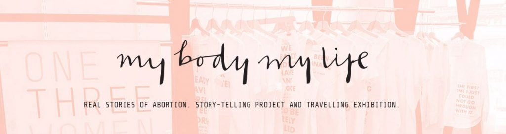 My Body, My Life; http://mybody-mylife.org.