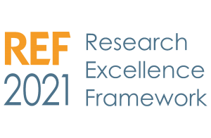Research Excellence Framework - REF 2021.