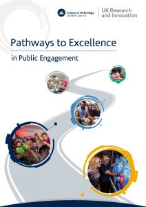 Pathways to Excellence in Public Engagement (STFC, 2018).