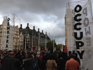London occupy - photo by Paul-Francios Tremlett