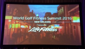 world golf summit