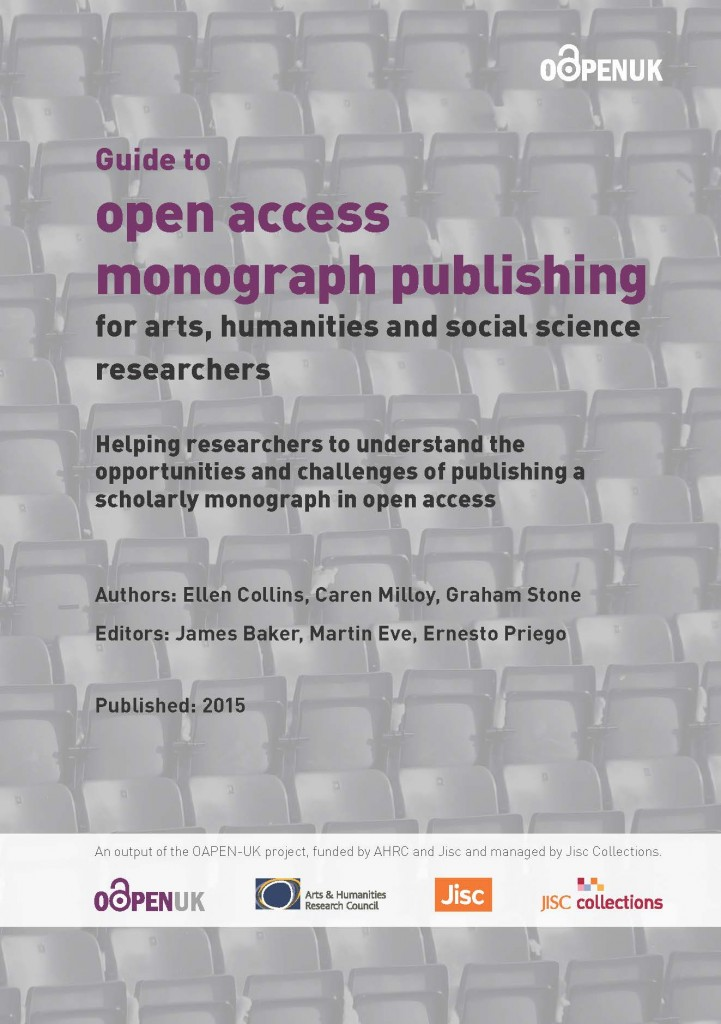 open access publishing dissertation