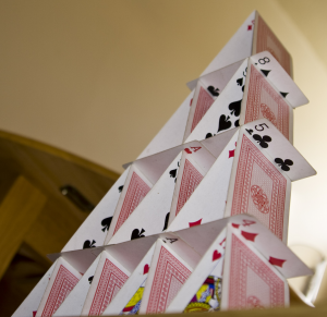 House of Cards by Peter Roberts