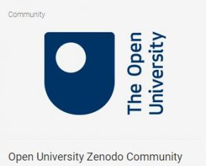 Open University Zenodo Community