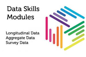 Data Skills Modules logo and link