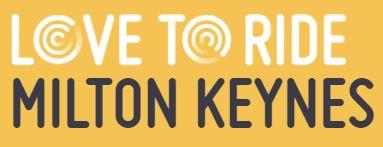 Love to Ride Milton Keynes logo