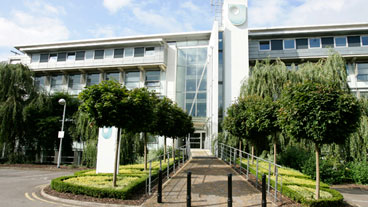 The Open University's Berrill Building