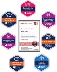 Badging free content at The OU | Open Educational Resources at The