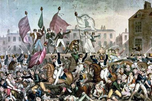 Voices from the Past: Peterloo and New Historical Fiction