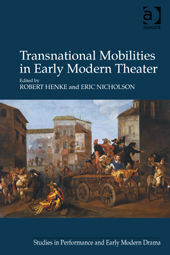 Transnational Mobilities - book cover