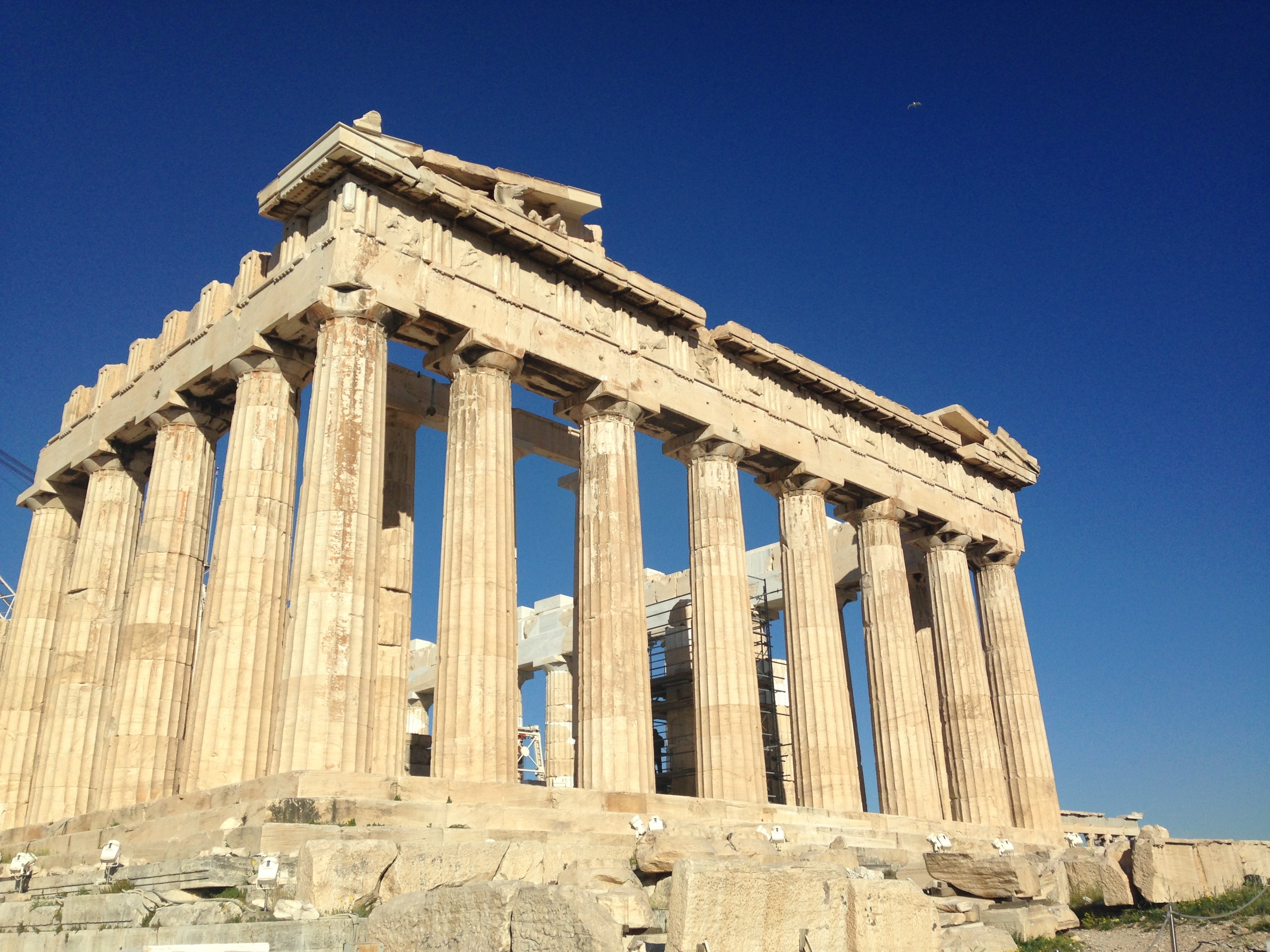exploring the classical world on location with the module team