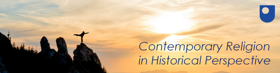 Contemporary religion in historical perspective | The study of