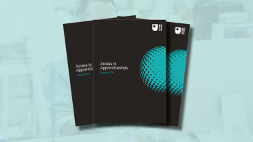 Access to Apprenticeships report