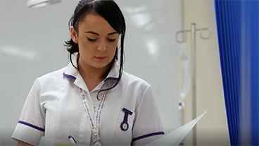 Apprentice nurse