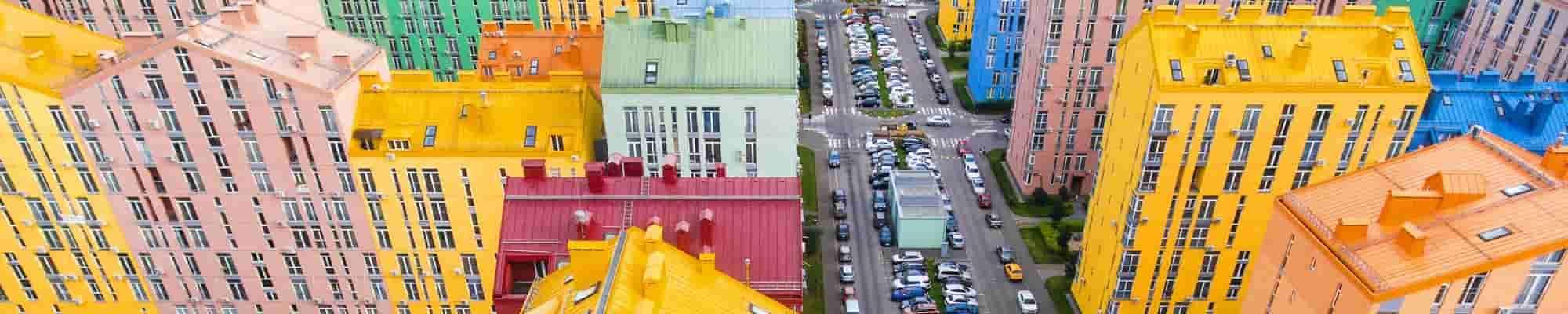 Comfort Town in Kiev