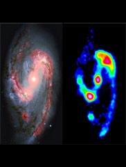 Extragalactic astronomy | Research Degrees | Open University