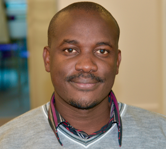 Henry Seguya, Research Student, Development Policy and Practice, OU image