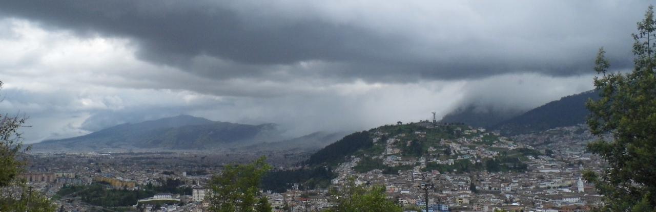 Quito, Ecuador's capital city image