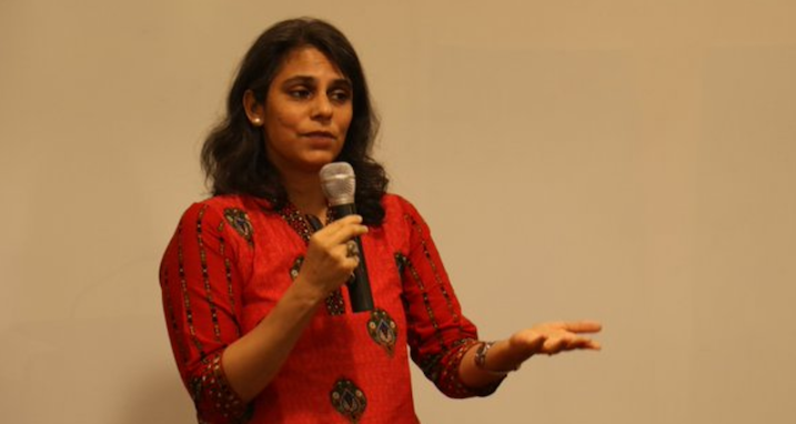 Photo of Smita Srinivas