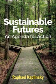 Cover of Sustainable Futures book