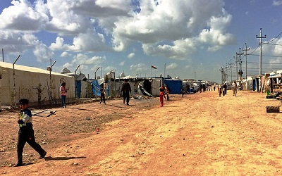 Alwand Refugee Camp, Josh Zakary on Flickr