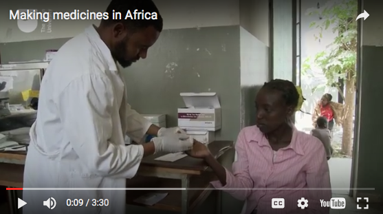Healthcare in Africa image