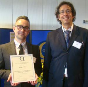 Craig Walker and Professor Giles Mohan image
