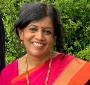 Photo of Professor Parvati Raghuram