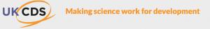 UKCDS logo image